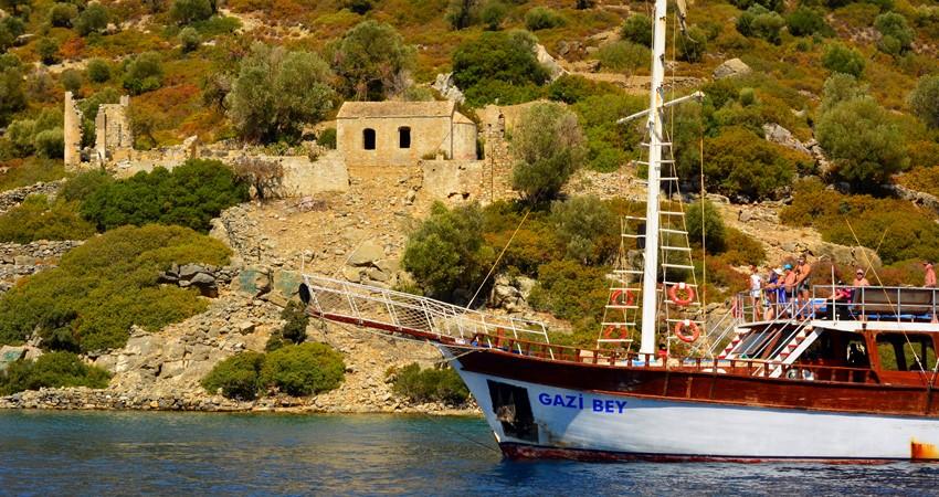 Hisarönü Tekne Turu