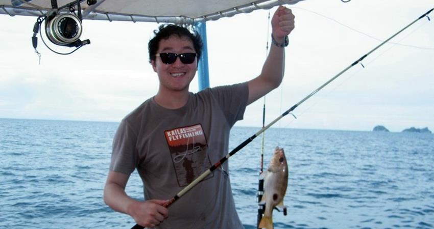 Marmaris Balık Avı