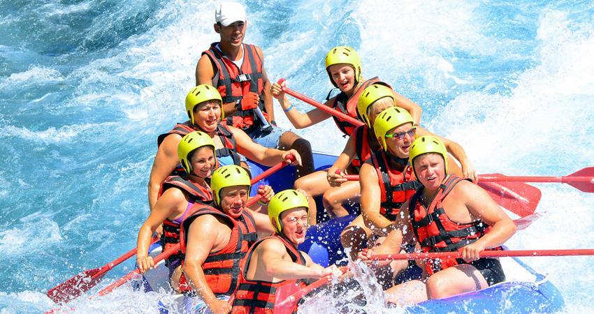 Marmaris Rafting Turu