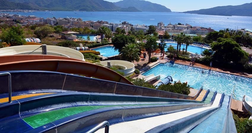 Marmaris Aqua Dream Su Parkı