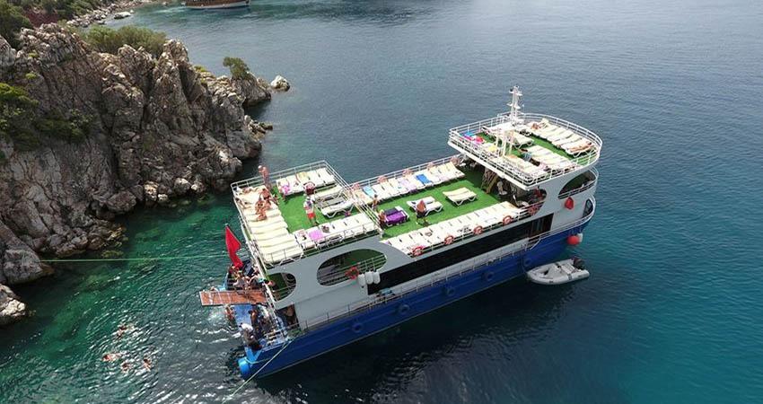 Marmaris Denizaltı Turu