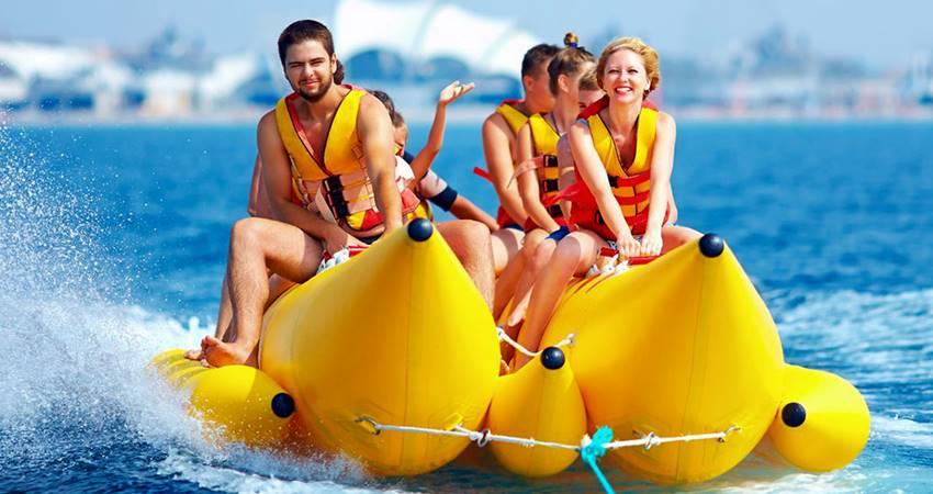 Marmaris Banana Su Sporları